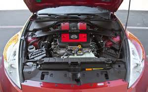 Nissan Engine 2013 Nissan 370z Engine Bay Photo 46575349 Automotive
