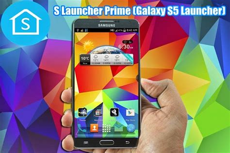 s launcher prime full version apk s launcher prime galaxy s5 launcher apk full 3 91 indir