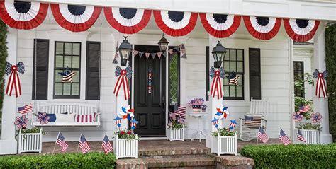 4th of july backyard decorations patriotic decorations indoor outdoor patriotic decor party city