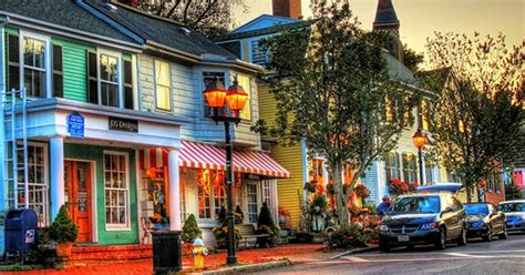 cute towns the cutest towns in every u s state purewow