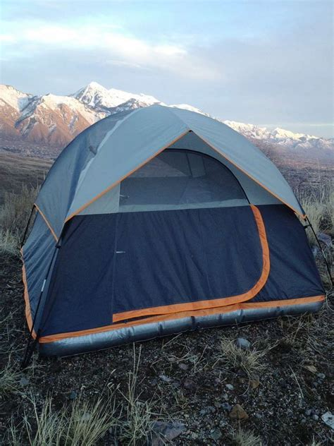 most comfortable tent wordlesstech aesent world s most comfortable tent