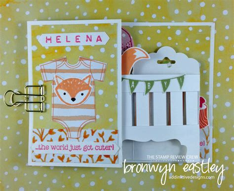 Z Cribs by Baby Crib Z Fold Card Tutorial Addinktive Designs