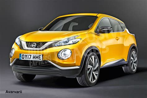 nissan juke 2017 2017 nissan juke engines exclusive pics and details