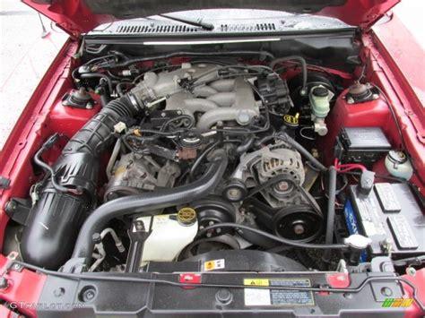 2001 mustang v6 engine 2001 ford mustang v6 convertible engine photos gtcarlot