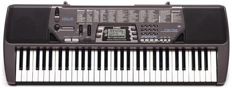 Alat Musik Keyboard Casio rent to play program keynotes piano studio
