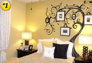 bedroom wall decals ideas tree wall decals dezign with a z removable wall decals