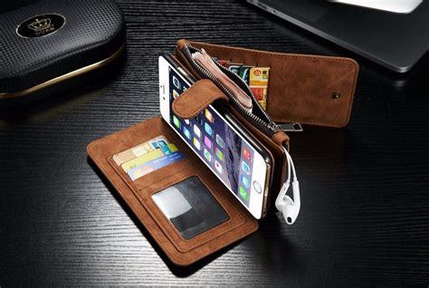 carcasa funda cartera en piel iphone  celular billetera  en mercado libre