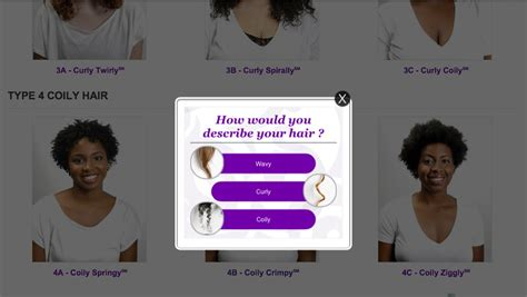 curl pattern quiz what s your hair texture determining your curl pattern