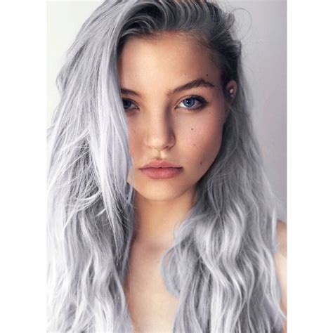 7 Tips For Colouring Grey Hair by Temporary Grey Hair Color In 2016 Amazing Photo