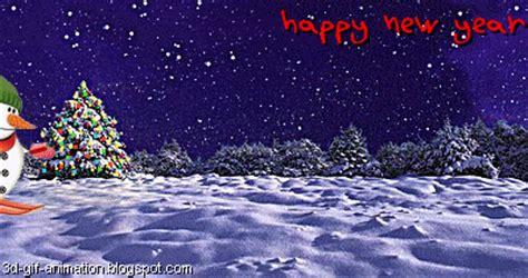 anime greeting happy  year