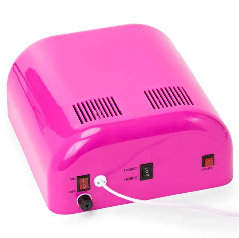 manicure uv light nail dryer 36 watt uv nail l dryer gel manicure curing