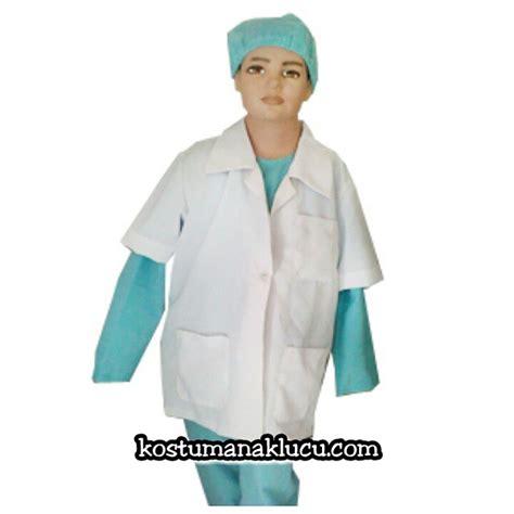 Kostum Pangeran Anak Biru kostum dokter bedah biru kostum anak lucu