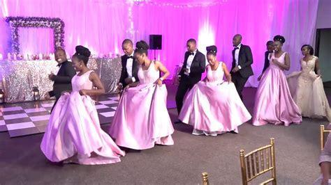 Tatenda & Lindani   Best Zimbabwe Wedding Dance   YouTube