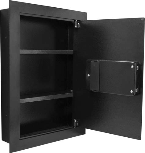 in wall gun cabinet in wall gun safe reviews gun allegiance
