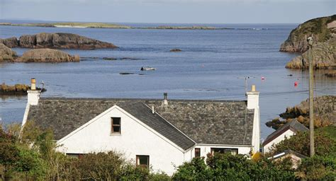 Seaview Cottage Mull by Click To See Content Below