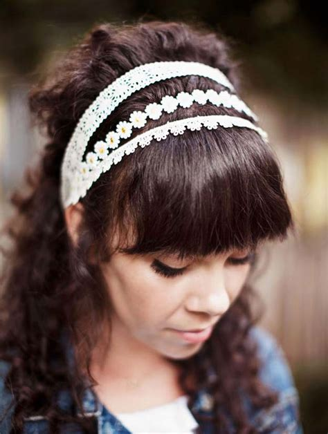diy hairstyles with headband the 38 most creative diy hair accessories we could find