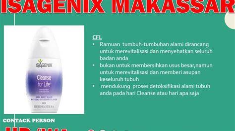 Pelangsing Isagenix call wa 082188187427 jual isagenix makassar