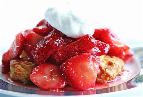 Strawberry Shortcake Recipe   SimplyRecipes.com