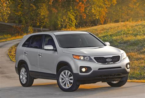 Kia Sorento Accessories 2011 2011 Kia Sorento Picture 336890 Car Review Top Speed