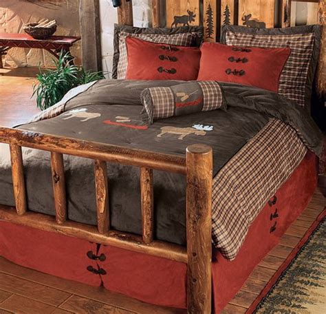 cabin themed bedding a c style home decorating ideas www nicespace me