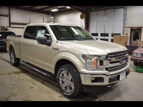 white gold metallic ford  xlt long box ft motor inn auto group youtube
