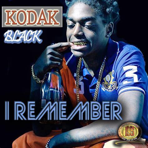 yong i remember cover kodak black quot i remember quot ft montana boosie