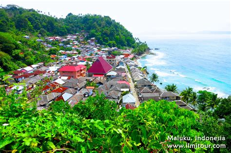 Dutch Colonials tour package to ambon maluku tour package to maluku