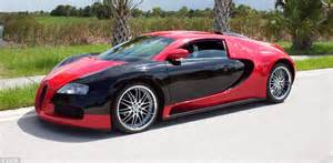 Bugatti Veyron Replica For Sale To Drive Or Not To Be Cougatti Or Ford Transformed