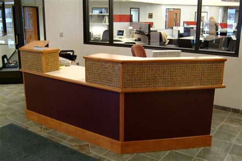 office reception desk office reception