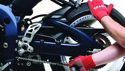 cadena moto colocar qu 233 debemos revisar en nuestras motos antes de salir