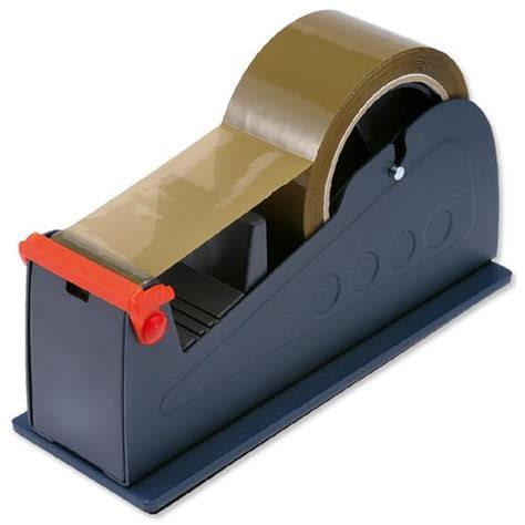 Dispenser No7 dispenser bench metal for 50mmx66m rolls 166855266 04250414102210 office world ltd