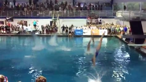 dive show 2015 usa diving nationals opening ceremonies stunt diving