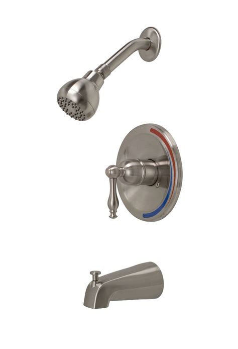 premier faucet concord three handle volume control tub and wellington single handle volume control tub and shower