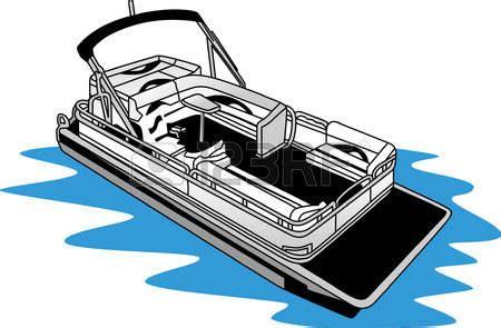 pontoon boat clipart free pontoon boat clip art free 101 clip art