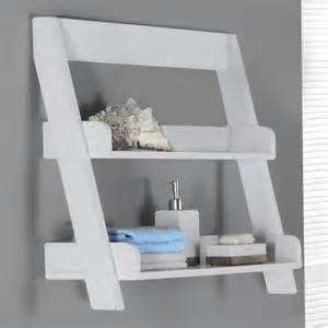 white bathroom shelves wood wooden bathroom shelves in bathroom shelves
