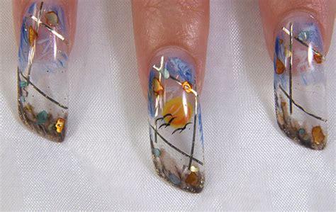 aquarium design nail art aquarium design the art of manicure