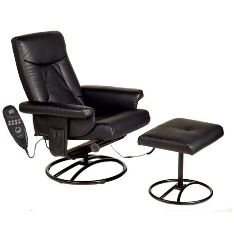 reclining massage chair with heat comfort products relaxzen 8 motor massage recliner with