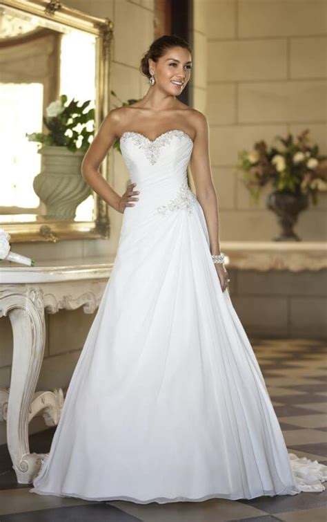 Elegante Hochzeitskleider by Wedding Dresses Simple Wedding Dresses Stella York