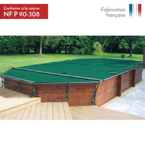 Couverture Piscine 4 Saisons 4555 by B 226 Che 224 Barres Woody Mypiscine