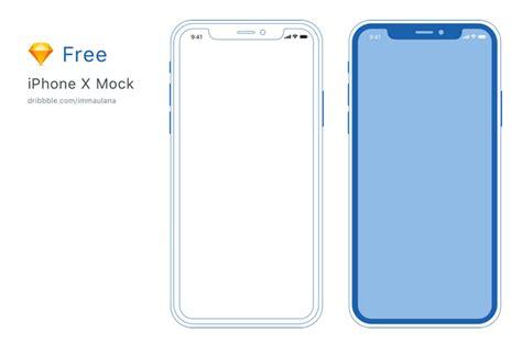 free iphone x xs xr mockups psd sketch ai adobe xd designmodo