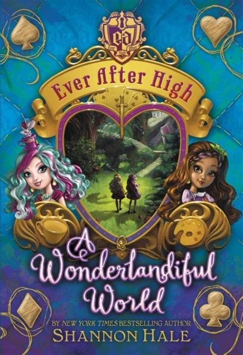 libro the story of world ever after high the storybook of legends 3 by shannon hale hardcover book eng 9780316282093