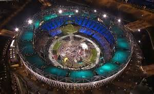 Stunning the spectacular london 2012 olympics opening ceremony seen