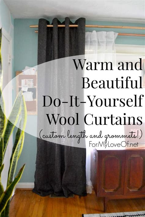 wool blanket curtains 44 best images about courtains on pinterest wool