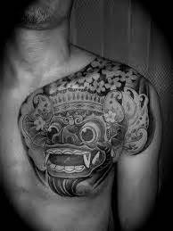 magic ink tattoo contest bali 1000 images about balinese barong mask on pinterest