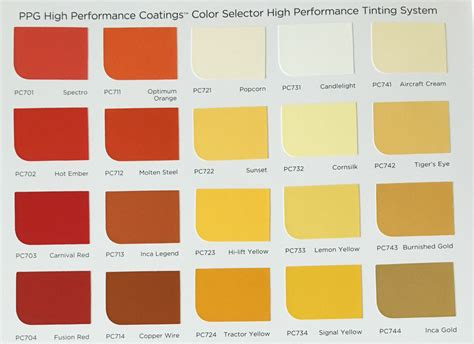 color chips base colors witcraft decorative concrete coatings