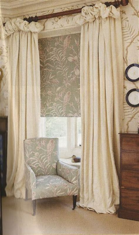 drapes english belclaire house the english home decorating ideas