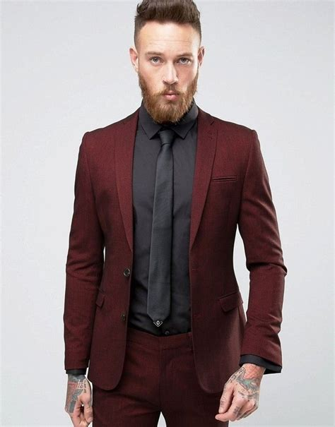 what color tie to wear to an what color ties can i wear with a maroon suit and a black