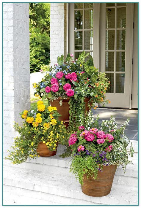 Container Flower Gardening Ideas Container Flower Gardening Ideas 15