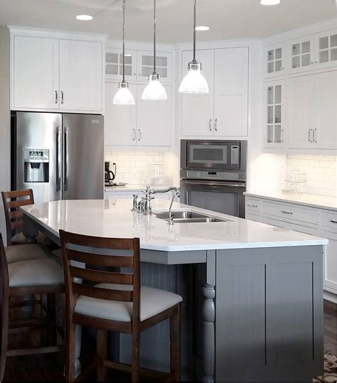 cabinet paint white top 3 design trends for cabinets western products