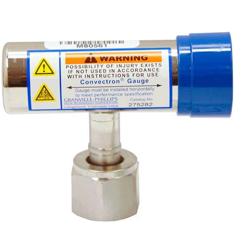 Vacuum Measurement Granville Phillips 275 Convectron Vacuum Pressure